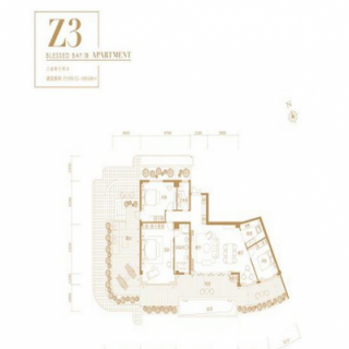 公寓Z3户型