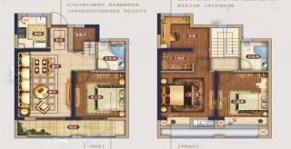 1、5号楼A1户型