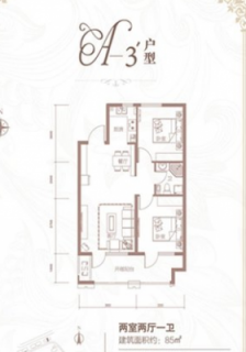洋房06户型