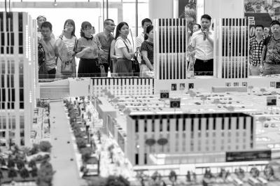 """艾秀楼市""""金九银十""""未见爆发性高峰 下半年304个商品房项目达销售条件"""