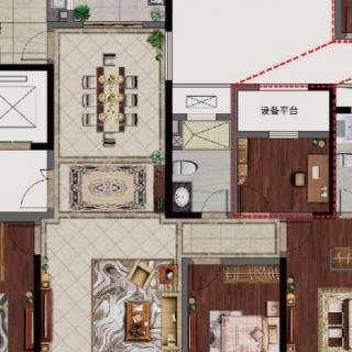 170平四房两厅两卫