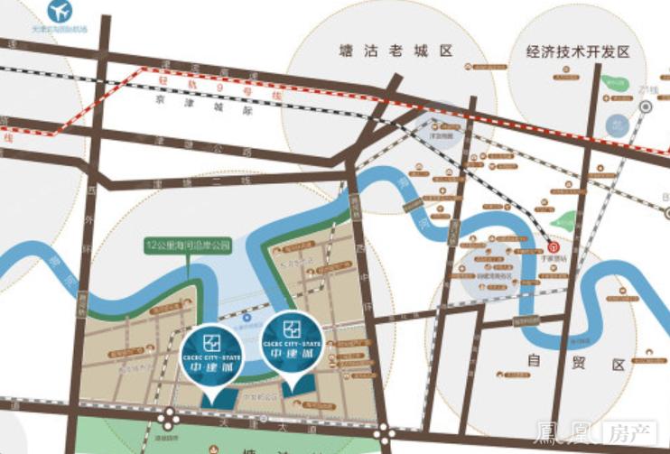 中建城规划图3