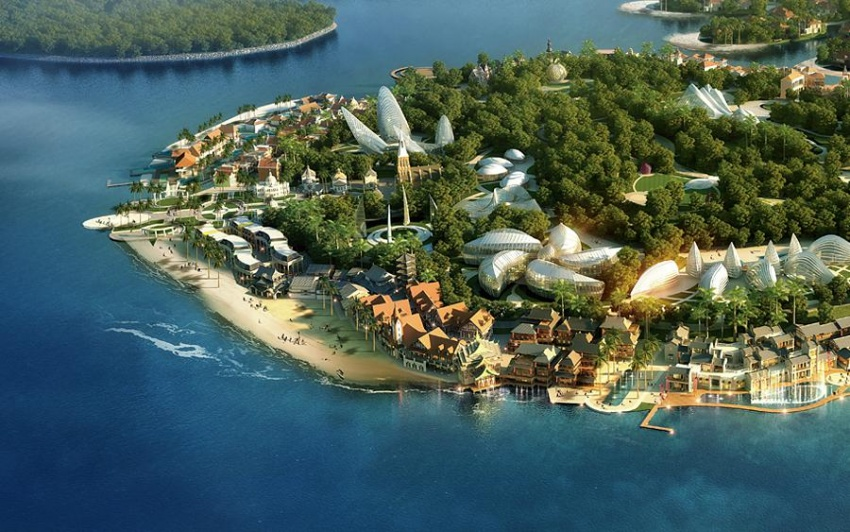 中企高呈携手世界500强恒大集团 推动海花岛旅游品牌全面升级