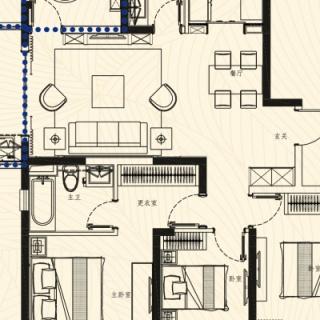 H5 4房2厅2卫