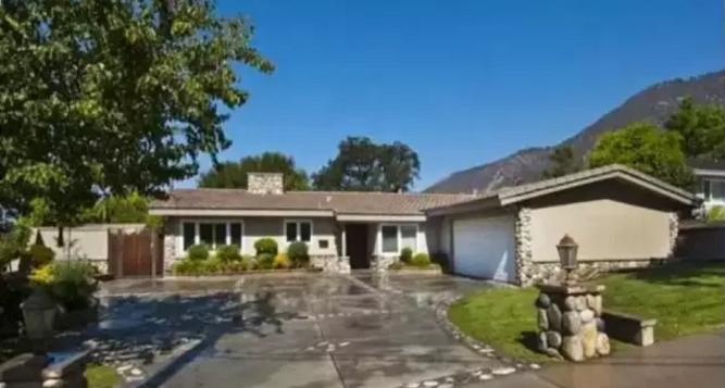 王宝强洛杉矶的房子,看起来不属于豪宅