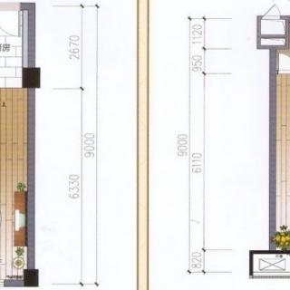45-60 平米