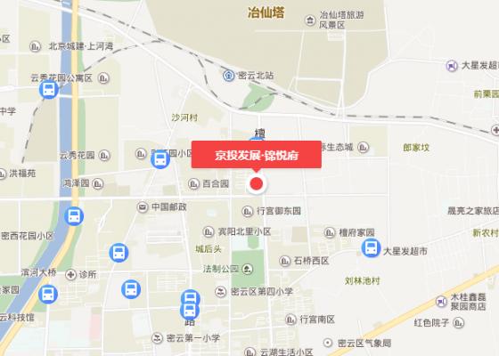 京投发展·锦悦府