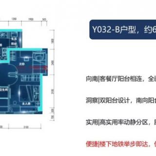 Y032-B户型