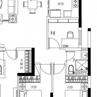 24#、25#楼K2户型