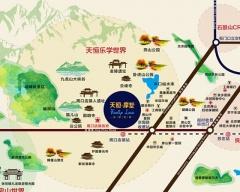 天恒·摩墅规划图2