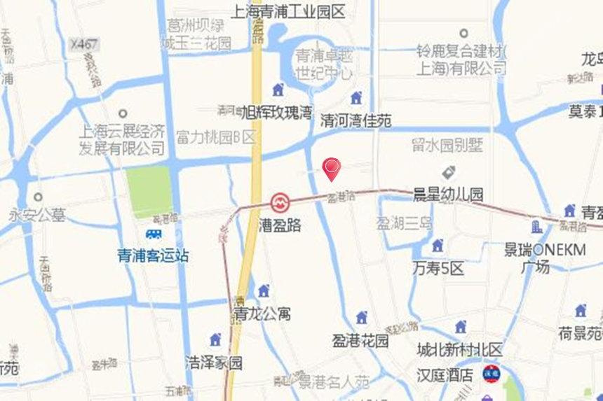 西郊宸章规划图2