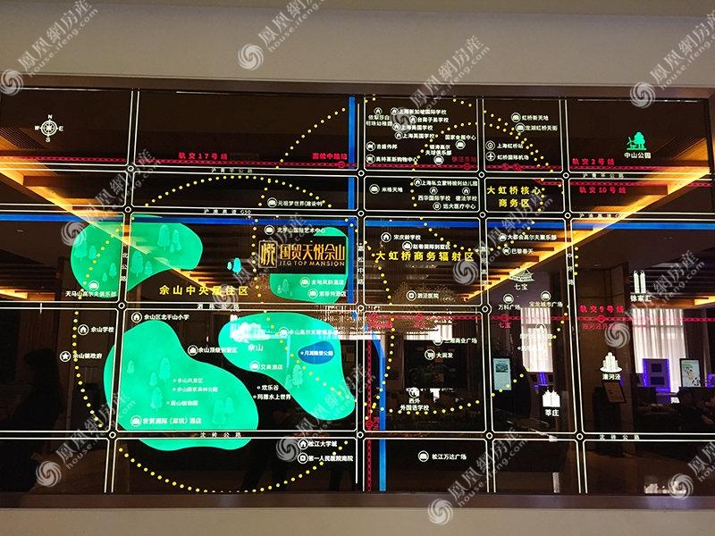 国贸天悦规划图2