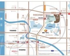 东原麓印长江规划图2