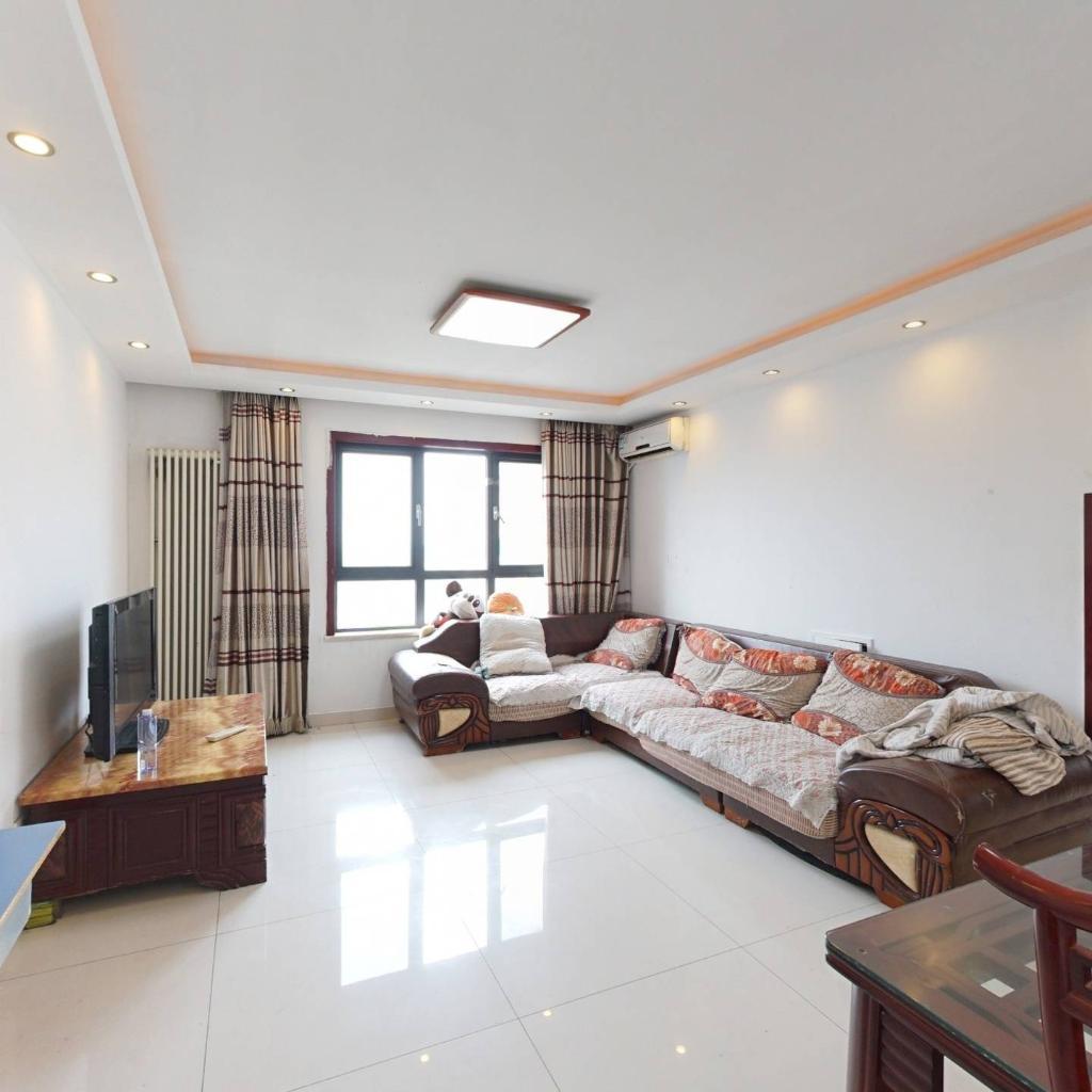润枫锦尚 南北两居室 把边户型