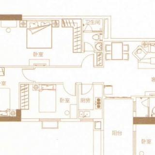豪庭05户型