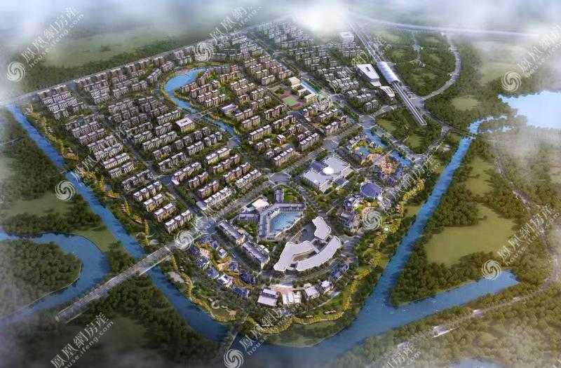 南京恒大养生谷效果图1